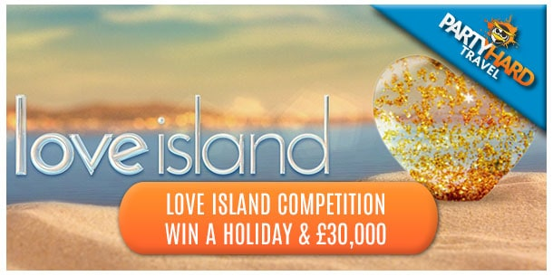 Love Island Competition - Win a Holiday
